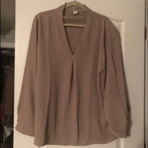 chico's blouse NWT